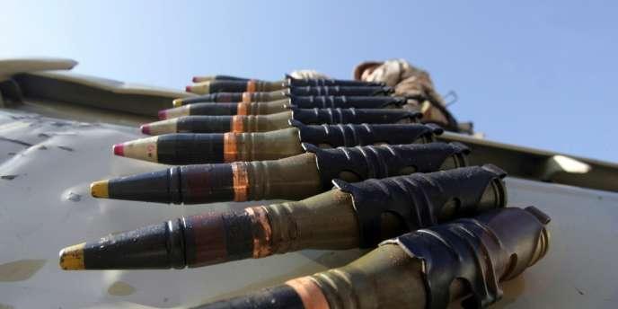 L'ancien bastion des partisans de Mouammar Kadhafi a été bombardée par des milices pro-gouvernementales après plusieurs jours d'affrontements ponctuels.