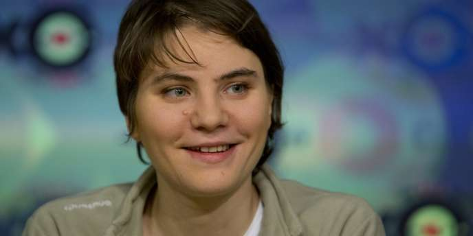 Ekaterina Samoutsevitch, le 12 octobre.