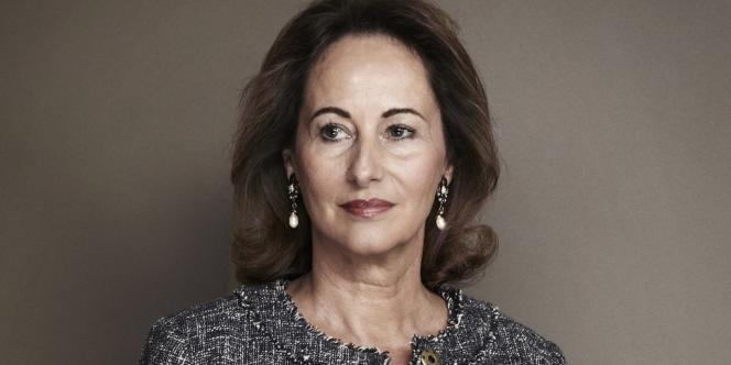 Ségolène Royal, le mercredi 17 octobre 2012, à Paris.