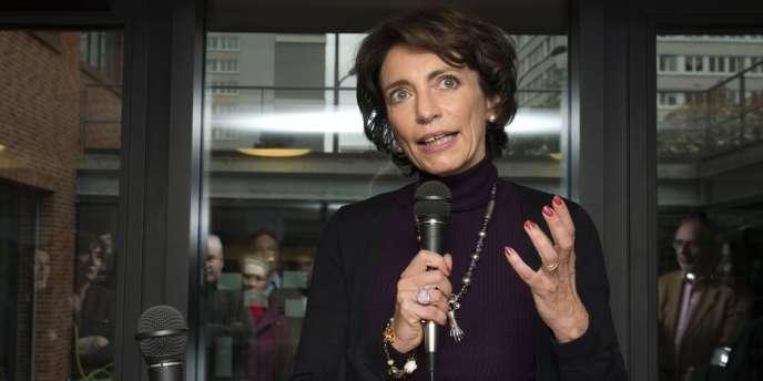 La ministre de la santé, Marisol Touraine, le 17 octobre.