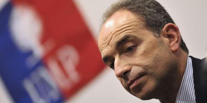 Le secrétaire général de l'UMP, Jean-François Copé, le 22 octobre.