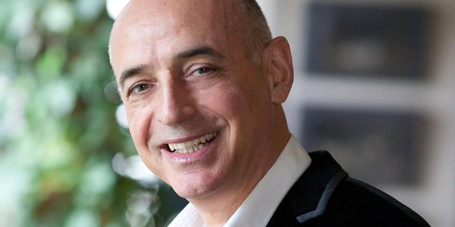 Jean-Pierre PJ Stefan, fondateur du Festival international de la photographie culinaire.