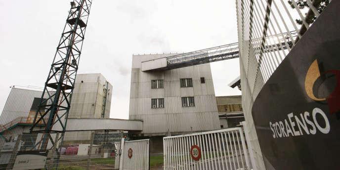 Stora Enso, le papetier finlandais propriétaire du site de Corbehem (Pas-de-Calais) qui emploie 350 salariés, a annoncé, mardi 23 octobre, la mise en vente de l'usine à la surprise générale.