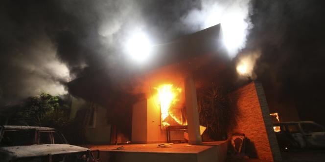 L'ambassadeur américain en Libye et trois autres Américains avaient été tués dans l'attaque du consulat des Etats-Unis à Benghazi, le 11 septembre 2012.