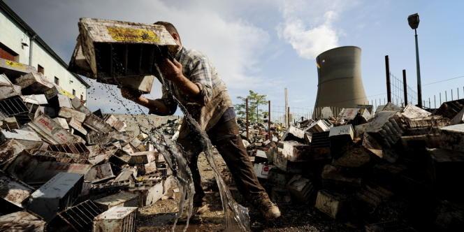 Le recyclage des batteries au plomb constitue la première source de pollution industrielle dans le monde.