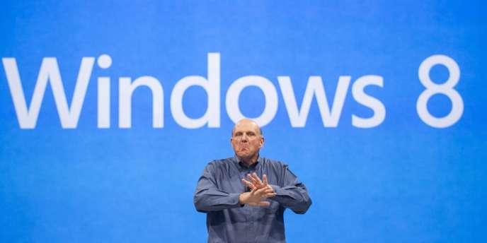 Microsoft prend des risques importants avec Windows 8, le nouveau système d'exploitation.