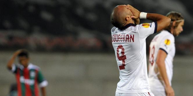 Bordeaux a fait match nul (1-1) chez les Portugais du Maritimo