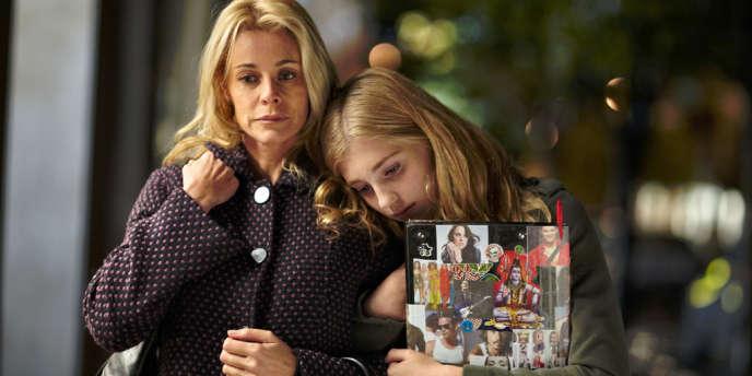 Belén Rueda et Michelle Jenner dans le film espagnol de Montxo Armendariz,