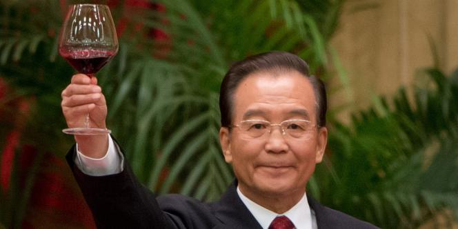 Le premier ministre chinois Wen Jiabao, le 29 septembre.
