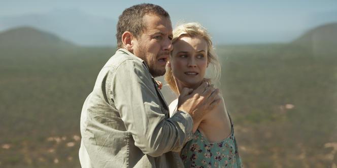 Dany Boon et Diane Kruger dans le film français de Pascal Chaumeil,