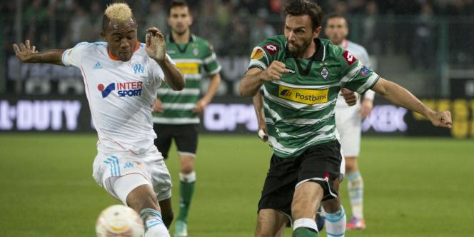 Marseille s'est incliné (0-2) sur le terrain de Monchengladbach.