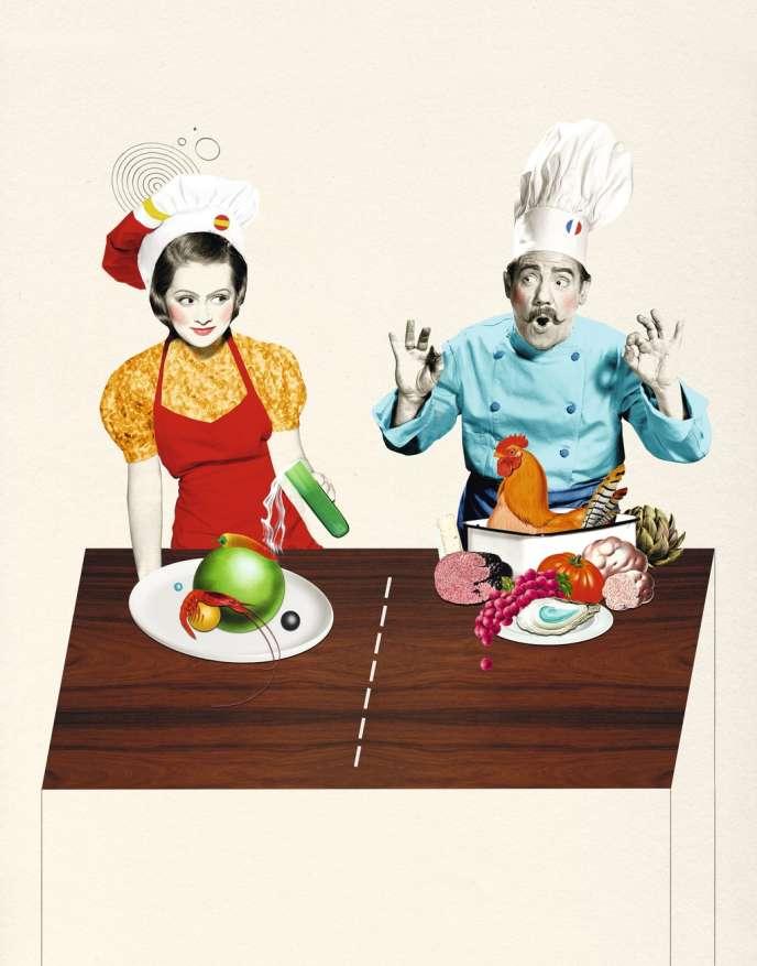 Cuisine moléculaire de Ferran Adrià, créations basques de Juan Mari Arzak : depuis deux décennies, la gastronomie espagnole collectionne les récompenses, bousculant l'hégémonie française.