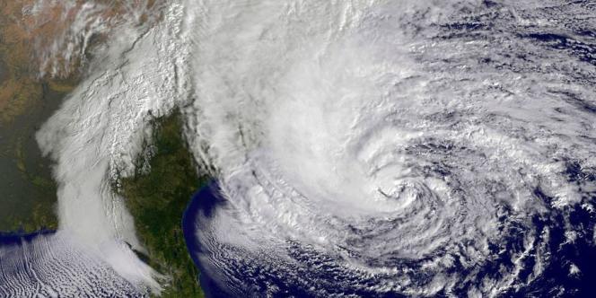La part de responsabilité de l'activité humaine dans l'ouragan Sandy, qui a frappé les Etats-Unis, reste peu claire.