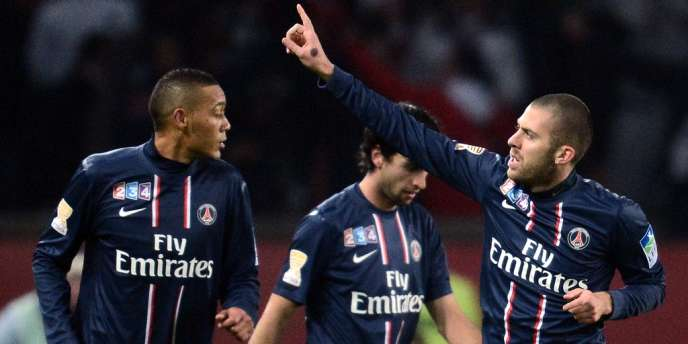 Face à Rennes, Carlo Ancelotti avait décidé de confier le brassard de capitaine à Jérémy Menez. Mais l'attaquant français a été remplacé avant la mi-temps.