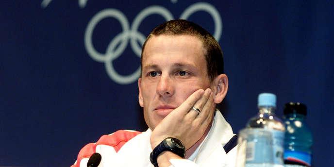 Lance Armstrong pourrait perdre sa médaille de bronze décrochée aux JO de Syndey au contre-la-montre, suite aux révélations de l'Usada.