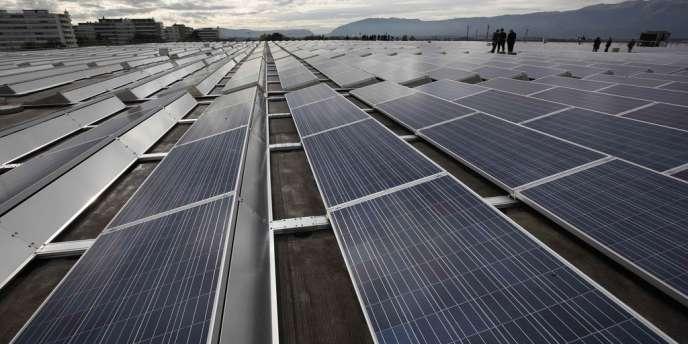 L'enquête chinoise devra déterminer si les entreprises européennes ont vendu du polysilicium, un matériau indispensable à la fabrication des cellules photovoltaïques, à des prix artificiellement bas sur le marché chinois,