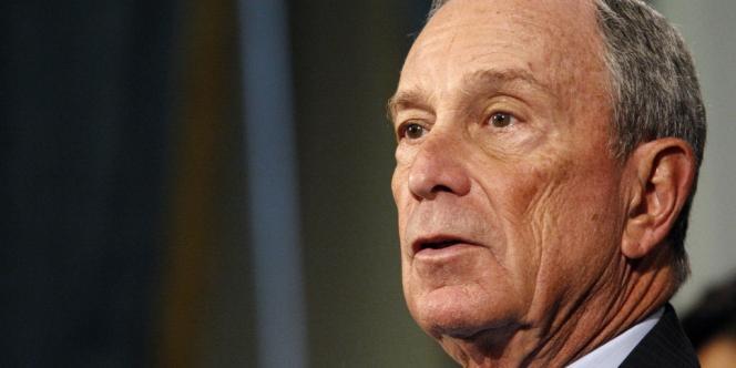 Michael Bloomberg, le maire de New York, le 26 octobre.