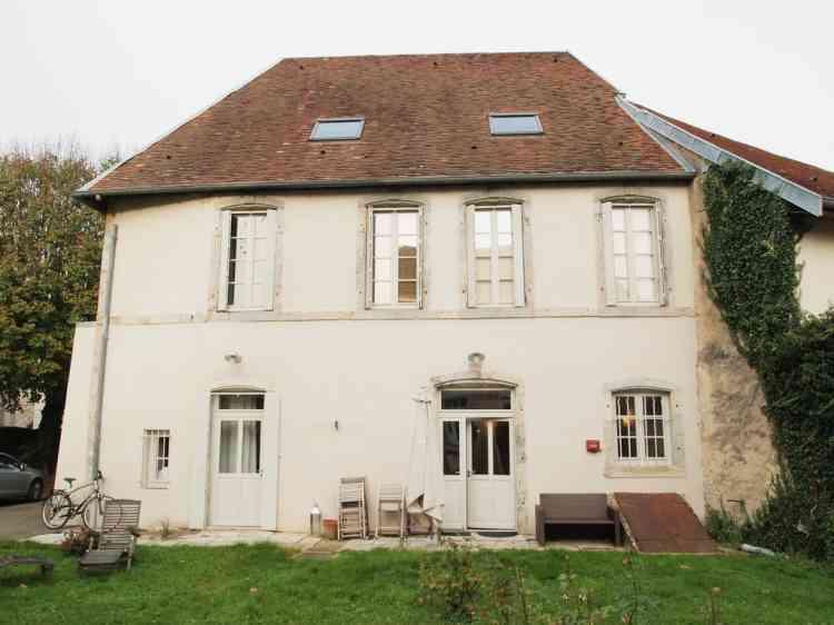 Visite Guidee De La Maison De Vie De Besancon