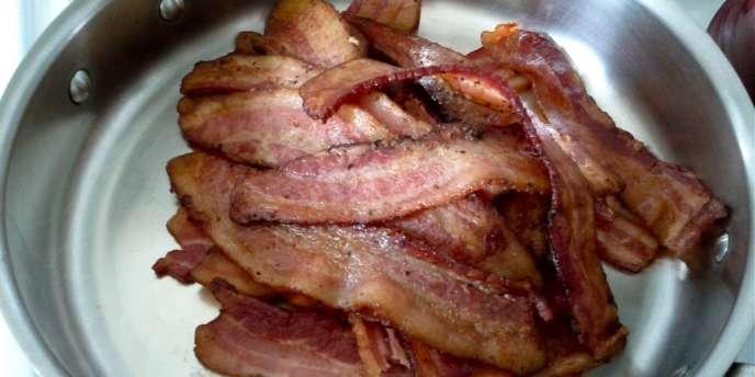Beaucoup de bacon.