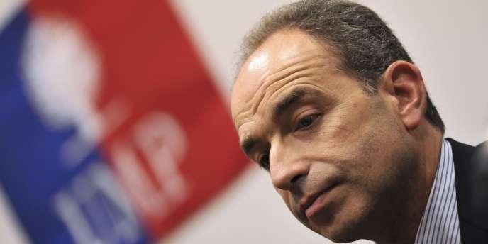 Jean-François Copé à Marseille, le 22 octobre 2012.