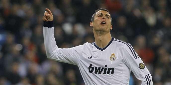 Cristiano Ronaldo, le 3 novembre à Madrid.