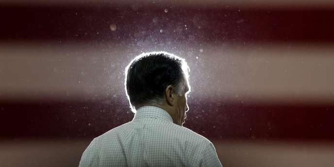 Mitt Romney a été attaqué sur le changement climatique après le passage de Sandy.