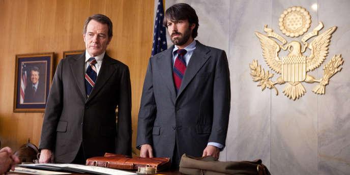 Bryan Cranston et Ben Affleck dans le film américain de Ben Affleck,