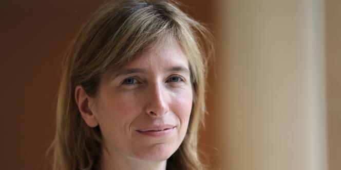 Sophie Lacoste-Dournel, ici le 7 novembre à Paris, a pris la présidence du groupe fin septembre.