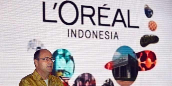 Jochen Zaumseil, directeur général pour la zone Asie-Pacifique de L'Oréal, pense ajouter en Asie une nouvelle usine