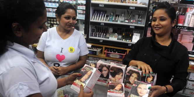 Le premier groupe mondial de produits de beauté entend profiter de la formidable croissance du marché des cosmétiques en Asie.