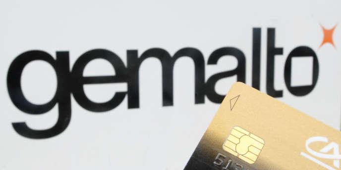 Gemalto, entré en décembre 2012 au CAC 40, a plongé de 4,4 %, jeudi 20 février.