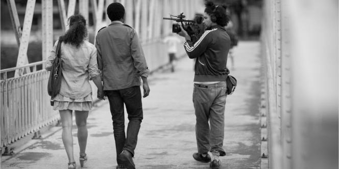 Une scène du film français de Rachid Djaïdani,