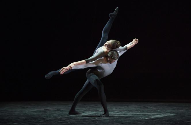 Hervé Moreau et Emilie Cozette dans