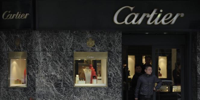 Le groupe suisse Richemont est à la tête d'un important portefeuille de marques, dont Cartier et Jaeger LeCoultre.
