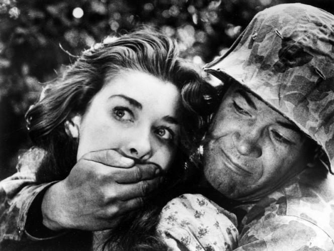 Virginia Leith dans le film américain de Stanley Kubrick,