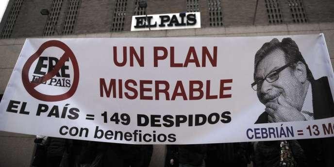 Le quotidien espagnol