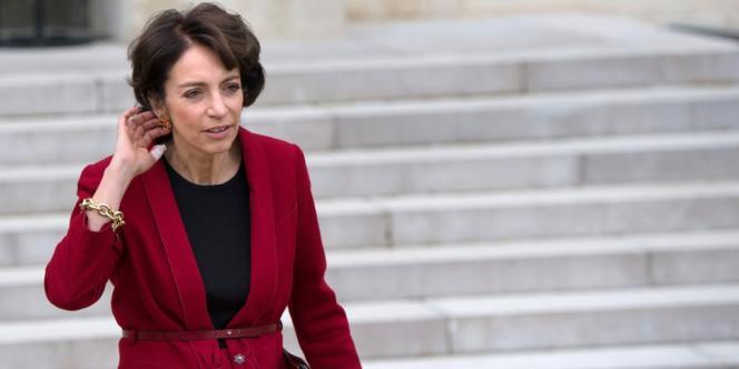 La ministre de la santé, Marisol Touraine, le 7 novembre.