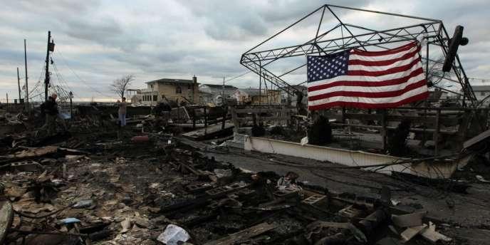 Fin octobre 2012, l'ouragan Sandy a coûté des dizaines de milliards de dollars à l'économie américaine.