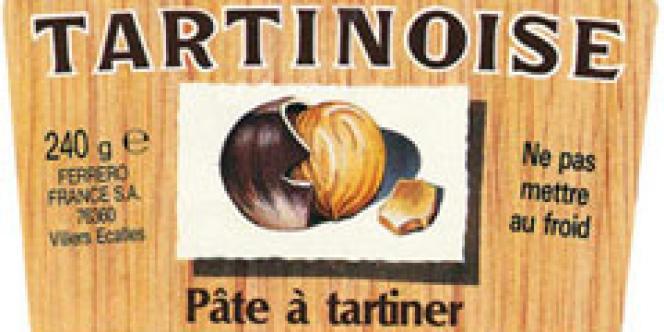 L'ancêtre français du Nutella était