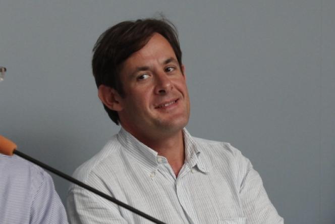 François Kalfon, à droite, en août 2011.