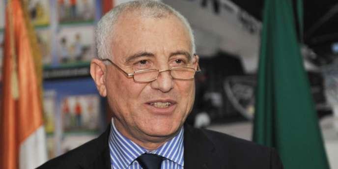 Le représentant de l'ONU en Afrique de l'Ouest, Saïd Djinnit.