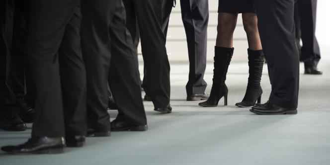 La Commission européenne a renoncé à l'idée d'imposer un quota de 40% de femmes à qualification égale dans les conseils d'administration.