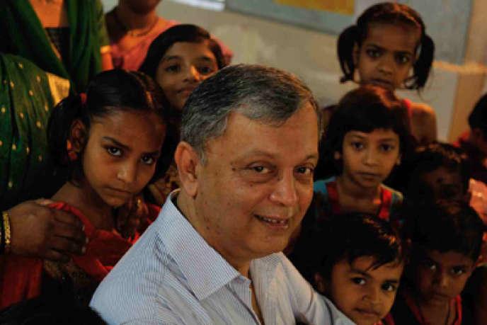 Madhav Chavan, le lauréat du deuxième prix Wise, a appris à lire et à écrire à des dizaines de millions d'enfants indiens sans créer la moindre école ni recruter d'enseignants diplômés.