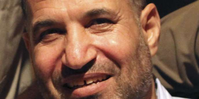 Ahmad Jabari, au Caire en 2011.