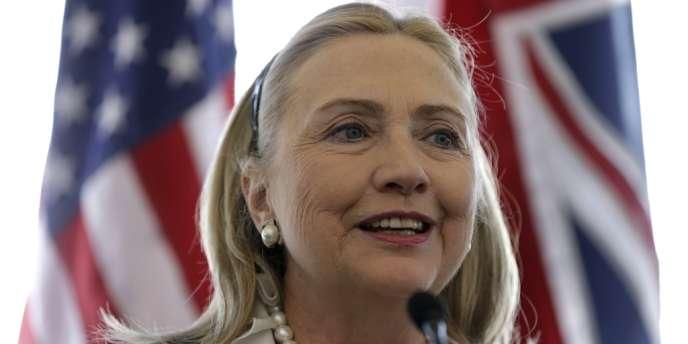 Mme Clinton est, de son propre aveu il y a quelques mois,