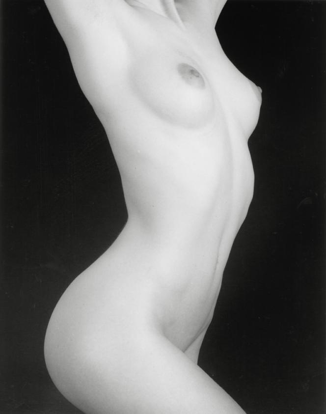 L'une des photographies de Paris Photo choisies par David Lynch : Robert Mapplethorpe,