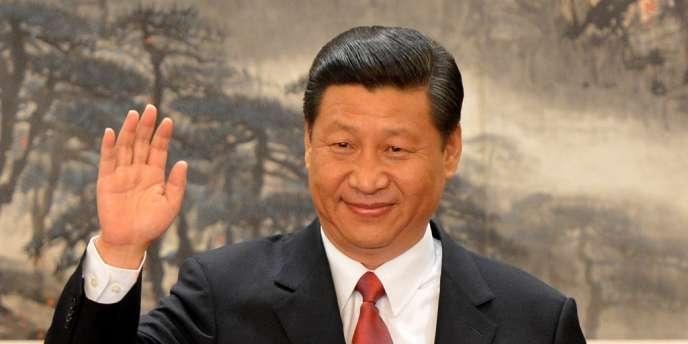 Le nouveau président chinois Xi Jinping.