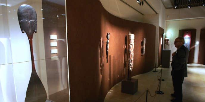 Le musée Dapper a ouvert en 1986.