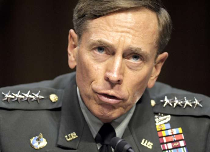 David Petraeus, en juin 2011 à Washington.