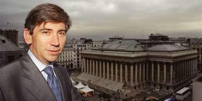 Gérard Rameix, le président de l'Autorité des marchés financiers.